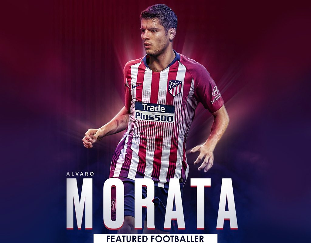 Featured Footballer: Álvaro Morata