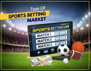 Types Of Sports Betting Markets
